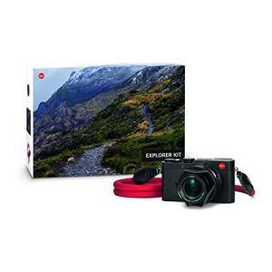 Leica d-lux (Typ 109?) デジタルカメラExplorerキット(ブラック)  【...