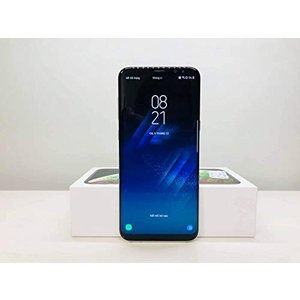 SC-03J Galaxy S8+ Arctic Silver Docomo|3-sense