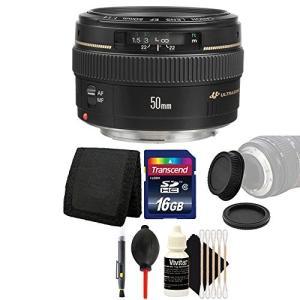 Canon EF 50?mm f / 1.4?USM標準レンズfor Canon SLR Camer...