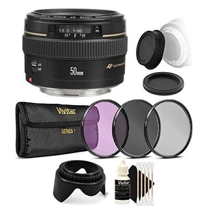 Canon EF 50?mm f / 1.4?USM標準レンズと互換性Canon EOS t6?t6...