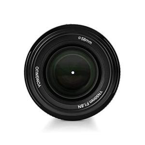 Yongnuo ヨンヌオ YN EF 50mm f/1.8 AF 単焦点 レンズ for Nikon...