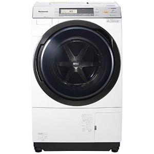 パナソニック 洗濯槽自動お掃除・ヒートポンプ乾燥機能付ドラム式洗濯乾燥 3-sense