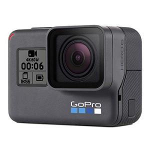 [国内正規品] GoPro HERO6 Black ウェアラブルカメラ CHDHX-601-FW  ...
