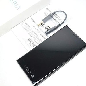 Xperia XZ1 Compact SO-02K black|3-sense