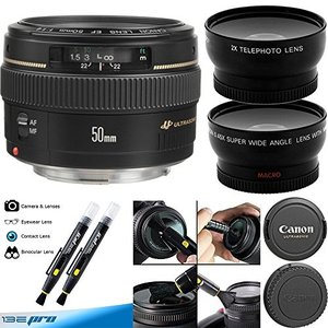 Canon EF 50?mm f / 1.4?USMレンズ???deal-expoキット  【メーカ...