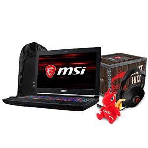 Mobile Advance MSI Gt63タイタン-048 15.6 ゲーミングノートPC - インテル|3-sense