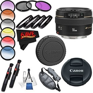 Canon EF 50?mm f/1.4?USMレンズインターナショナルバージョン保証(no) Pr...