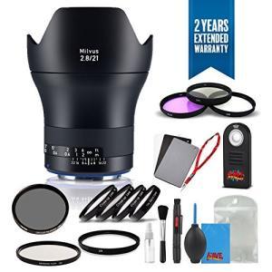 Zeiss Milvus 21?mm f/2.8?ZE Lens for Canon EF???(2...