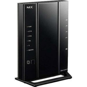 NEC 11ac対応 1733+800Mbps 無線LANルータ(親機単体)Aterm WG2600...