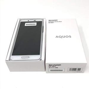 SH-M07-W(ホワイト) AQUOS sense plus 3GB/32GB SIMフリ-|3-sense