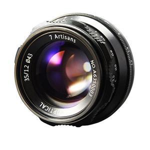 7職人35?mm f1.2?aps-cマニュアルフォーカス固定レンズfor Canon eos-mマ...