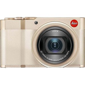 Leica 19126?C-luxデジタルカメラ(ライトゴールド)  【メーカー名】 Leica  ...