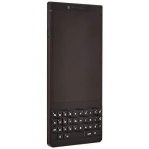 BlackBerry KEY2 Black 128GB 【日本正規代理店品】 BBF 100-9 Android SIM|3-sense