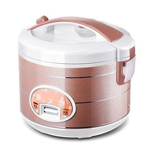 ミニ炊飯器,ホームの旧式米炊飯器炊飯器小さな遅い炊飯器 1-2-3-4 人 4 L 電気圧力鍋-ゴー...