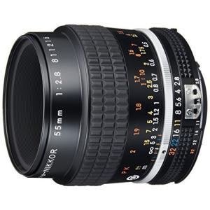 (新品未使用)Nikon 単焦点マイクロレンズ AI マイクロ 55 f/2.8S フルサイズ対応|3-sense