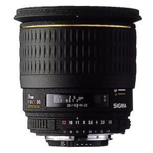 (新品未使用)SIGMA 単焦点広角レンズ 24mm F1.8 EX DG ASPHERICAL MACRO ソニー用 フル|3-sense