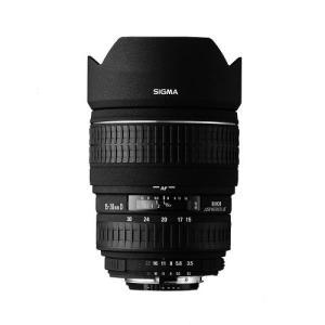 (新品未使用)シグマ 15-30mm F3.5-4.5 EX DG ASPHERICAL ニコン用|3-sense