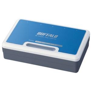 (新品未使用)BUFFALO 10M/100MスイッチングHub 5ポートコンパクトモデル メタリックブル|3-sense