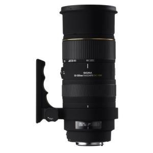 (新品未使用)シグマ APO 50-500mm F4-6.3 EX DG HSM フォーサーズ用 3-sense