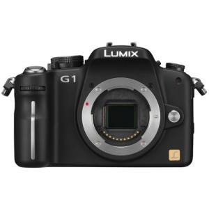 (新品未使用) Panasonic デジタル一眼カメラ LUMIX (ルミックス) G1 ボディ コ...