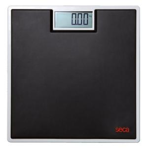 (新品未使用) 【最大計量 150kg】 デジタルフラットスケール ブラック seca 803  【...