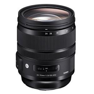 (新品未使用)SIGMA 標準ズームレンズ Art 24-70mm F2.8 DG OS HSM キ...