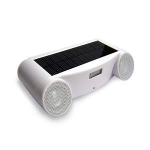 (新品未使用)Landport(ランドポート) ソーラー充電式アクティブスピーカー SOLAR SOUND|3-sense