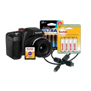 (新品未使用) Kodak EasyShare z5010デジタルカメラ ブラック Z5010  【...