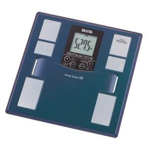 (新品未使用) タニタ 体重 体組成計 50g 最薄 日本製 ブルー BC-310 BL  【メーカ...