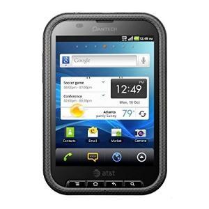 (新品未使用)Pantech Pocket P9060 Unlocked GSM Phone with Android 2.3 OS, Touchscre|3-sense