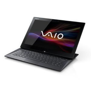 (新品未使用)ソニー SVD13219CJB VAIO Duo13 ブラック|3-sense