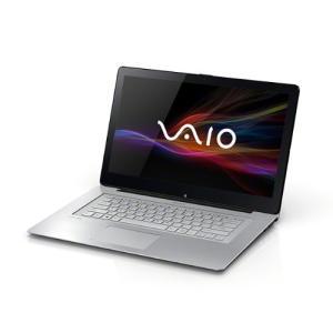 (新品未使用)ソニー(VAIO) VAIO Fit 15A (15.5型タッチ/Win8.1_64/Ci3/4G/1T/Office) シ|3-sense