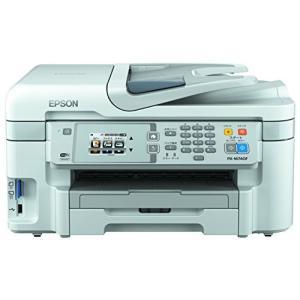 (新品未使用)EPSON A4ビジネスインクジェットFAX複合機 PX-M740F|3-sense