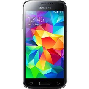 (新品未使用)Samsung Galaxy S5 Mini negro libre|3-sense