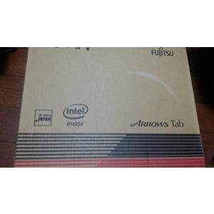 (新品未使用)富士通 タブレットパソコン FMV ARROWS Tab QH55/S(Microsoft Office Home|3-sense