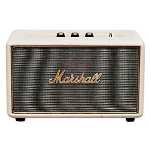 (新品未使用)マーシャル Bluetooth アンプ内蔵スピーカー ACTON(クリーム)Marshall Ac|3-sense