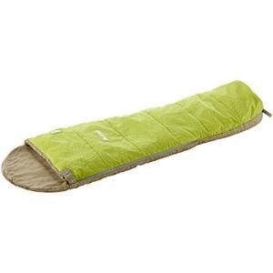 (新品未使用)ロゴス 寝袋 丸洗いイージースクール寝袋・15(抗菌・防臭)[最低使用温度15 3-sense