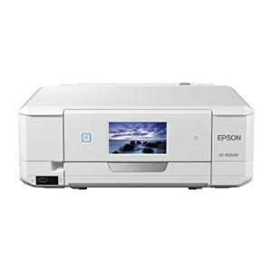 (新品未使用)EPSON プリンター インクジェット複合機 カラリオ EP-808AW ホワイト|3-sense