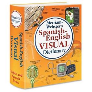 (新品未使用) merriam-webster 's spanish-englishビジュアル辞書 ...