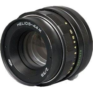 (新品未使用)ヘリオス HELIOS-44M 2/58 Fujifilm FX ロシアレンズ 3-sense