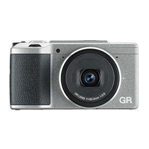 (新品未使用) RICOH デジタルカメラ GRII Silver Edition APS-Cサイズ...