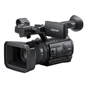 (新品未使用)SONY XDCAM ハンディカムコーダー 4K 業務用ビデオカメラ メモリーカムコー 3-sense
