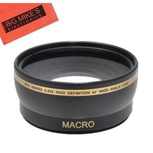 (新品未使用)67mm 広角レンズ Nikon CoolPix P900 デジタルカメラ対応 3-sense