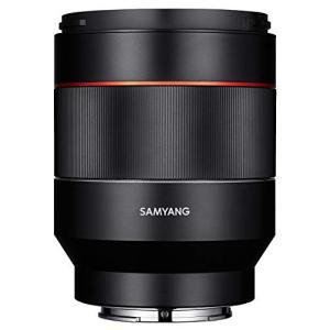 (新品未使用)SAMYANG 単焦点標準レンズ AF 50mm F1.4 ソニー αE用 フルサイズ...