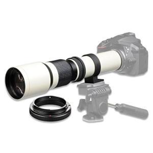 (新品未使用)500?mm f / 8手動望遠レンズfor Pentax K - 1?, K - s2、k-s1、k-500、k-70 3-sense