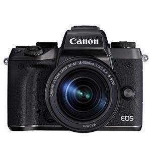 (新品未使用)Canon ミラーレス一眼カメラ EOS M5 レンズキット EF-M18-150mm...