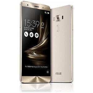 (新品未使用)ASUS SIMフリースマートフォン ZenFone 3 Deluxe シルバー ZS570KL-SL256S6|3-sense