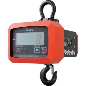 (新品未使用) クボタ クレーンスケール フックスケール KL-HS-Q-20 (ひょう量:2000...