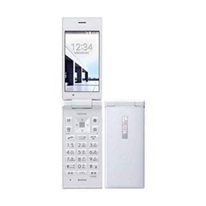 (新品未使用)SoftBank DIGNOケータイ 501KC ホワイト|3-sense