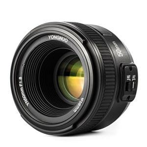 (新品未使用)YONGNUO YN50mm F1.8N 単焦点レンズ ニコン Fマウント フルサイズ対応 標準 3-sense